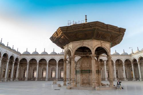 Moskee Caïro