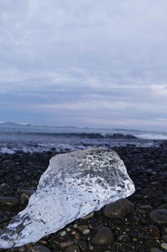 IJslands IJsblokje