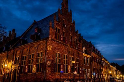 Nacht in Doesburg